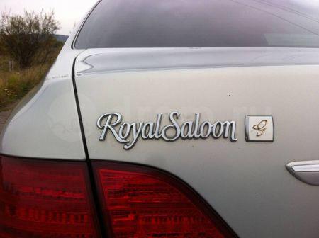Toyota Crown 2004 - отзыв владельца