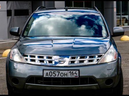 Nissan Murano 2008 - отзыв владельца