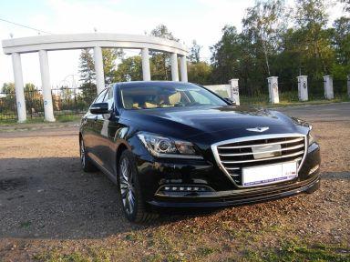Hyundai Genesis, 2014