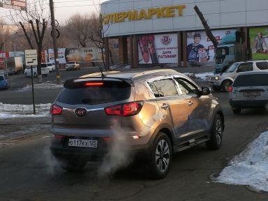 Kia Sportage, 2012
