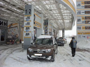 Renault Duster 2012 отзыв автора | Дата публикации 30.11.2016.