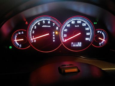 Subaru Legacy 2003 отзыв автора | Дата публикации 10.05.2011.