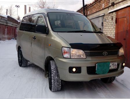 Toyota Lite Ace Noah  - отзыв владельца