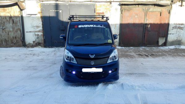 Suzuki Solio 2011 - отзыв владельца