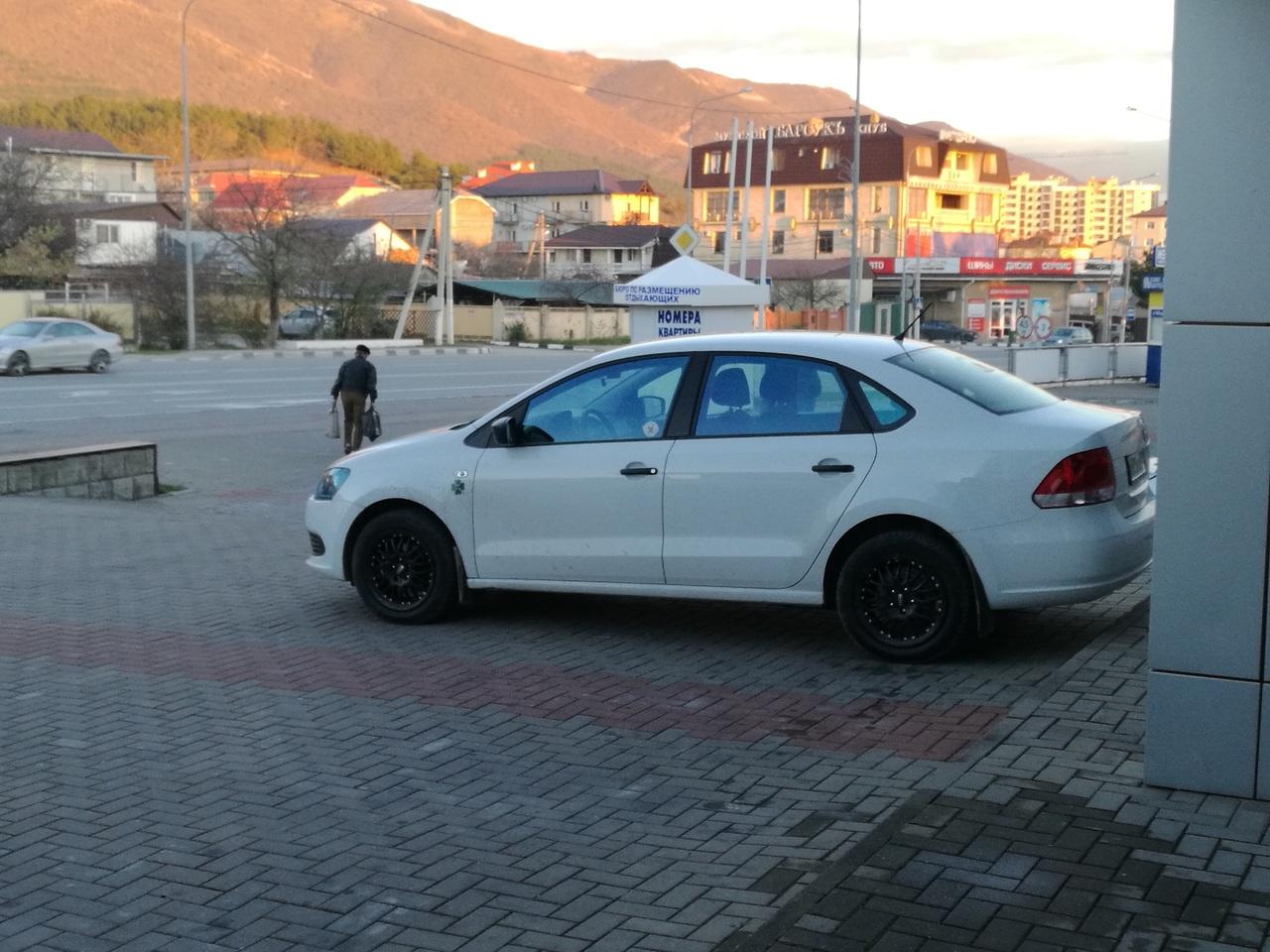 батарейка в штатную сигнализацию volkswagen polo sedan