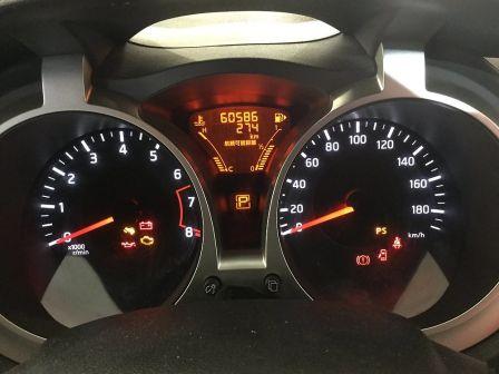Nissan Juke 2010 - отзыв владельца
