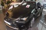 Lexus RC200t. ЧЕРНЫЙ (217/212)