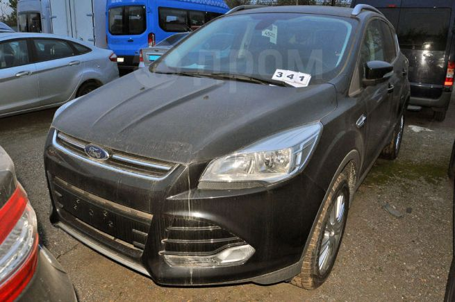 Ford Kuga, 2016 год, 1 820 000 руб.