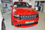 Jeep Grand Cherokee. REDLINE_КРАСНЫЙ
