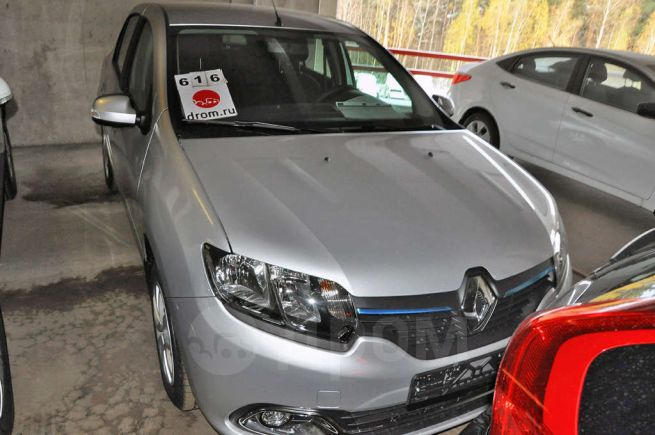 Renault Logan, 2018 год, 750 000 руб.