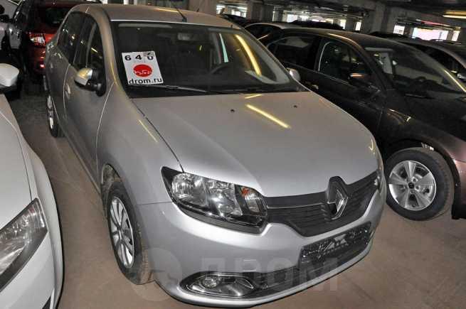 Renault Logan, 2018 год, 752 000 руб.