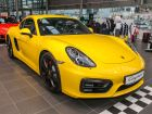 Porsche Cayman. ЖЕЛТЫЙ_RACING YELLOW (P3)