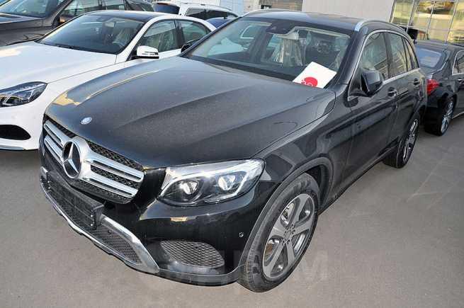 Mercedes-Benz GLC, 2016 год, 3 774 451 руб.