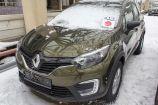 Renault Kaptur. ЗЕЛЕНЫЙ ХАКИ (TEDNP)