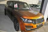 Land Rover Range Rover. ОРАНЖЕВЫЙ УЛЬТРАМЕТАЛЛИК (МАТОВЫЙ И ГЛЯНЦЕВЫЙ) (MADAGASCAR ORANGE)