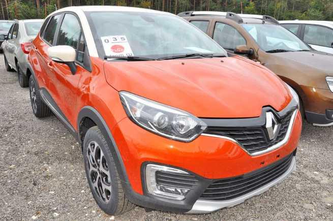 Renault Kaptur, 2016 год, 1 150 960 руб.