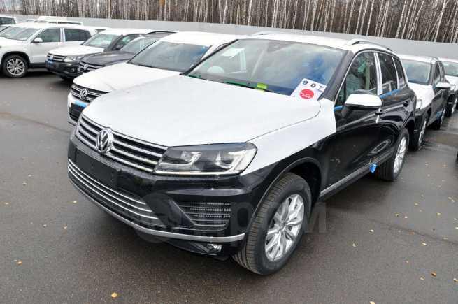 Volkswagen Touareg, 2016 год, 3 486 500 руб.