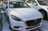 Mazda Mazda3. ARCTIC WHITE SOLID_БЕЛЫЙ (A4D)