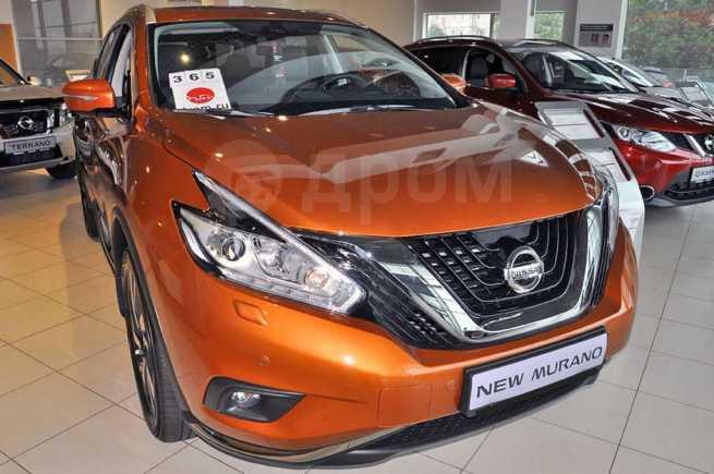 Nissan Murano, 2016 год, 2 940 000 руб.