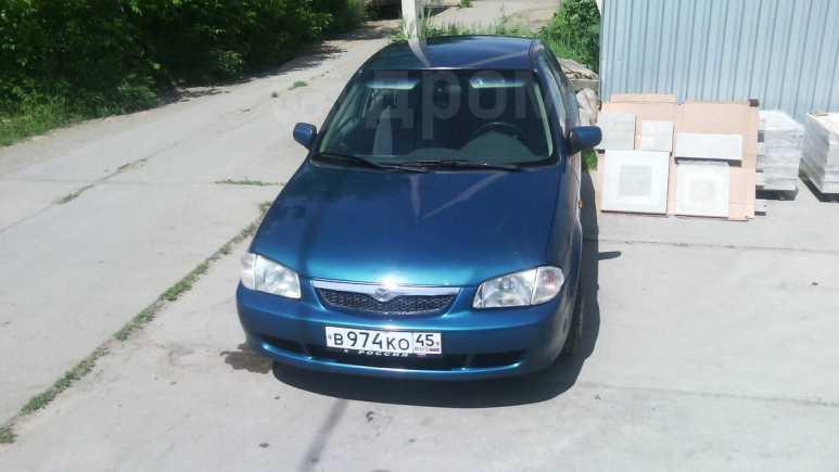 Mazda 323, 1999 год, 130 000 руб.