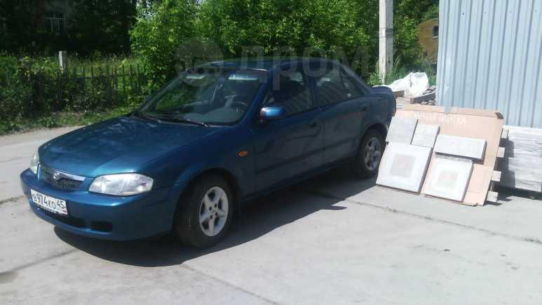 Mazda 323, 1999 год, 140 000 руб.