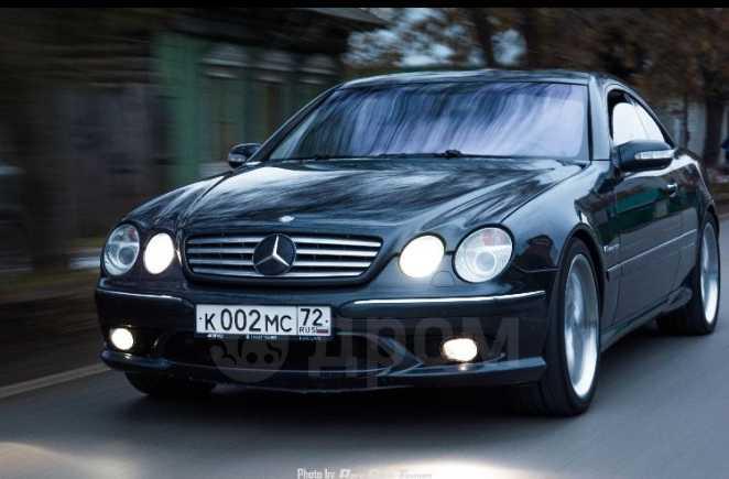 Mercedes-Benz CL-Class, 2003 год, 850 000 руб.