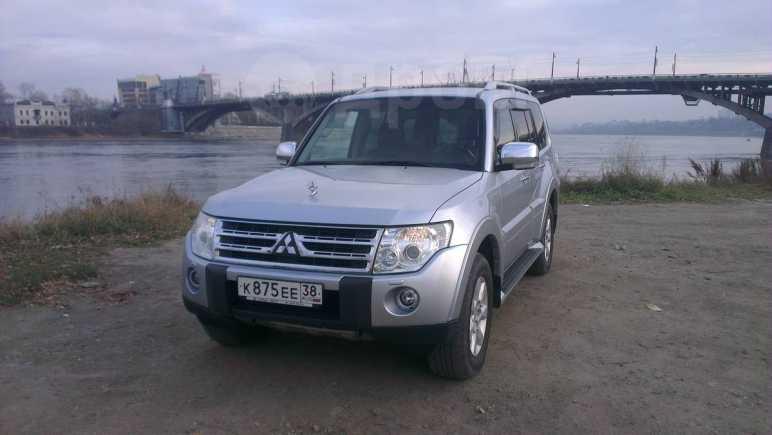 Mitsubishi Pajero, 2009 год, 1 200 000 руб.