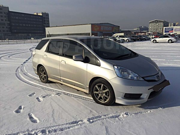 Honda Fit Shuttle, 2012 год, 550 000 руб.