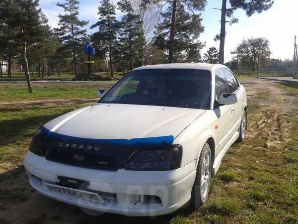 Subaru Legacy B4, 2002 год, 275 000 руб.