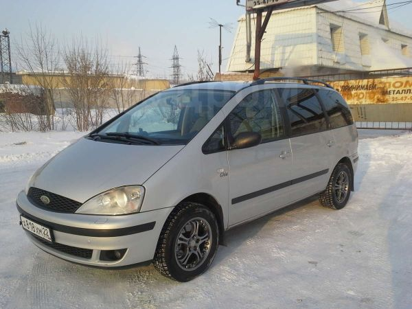 Ford Galaxy, 2001 год, 310 000 руб.