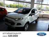 Барнаул Ford EcoSport 2016