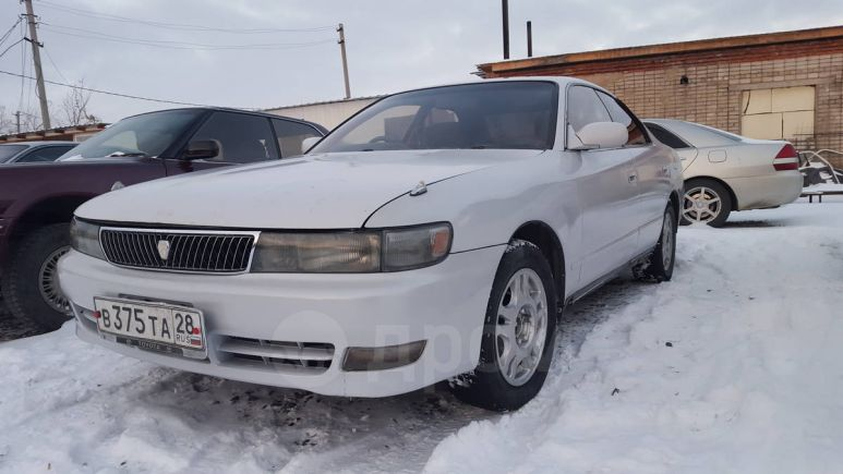 Toyota Chaser, 1993 год, 151 000 руб.
