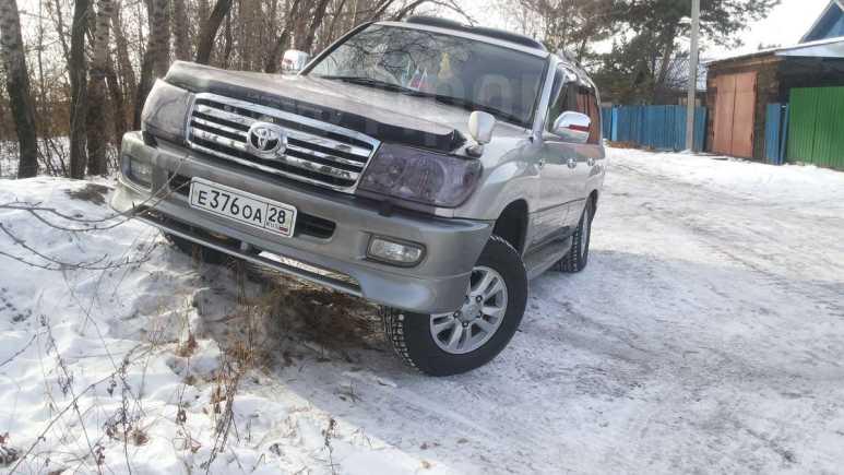 Toyota Land Cruiser, 2001 год, 1 040 000 руб.