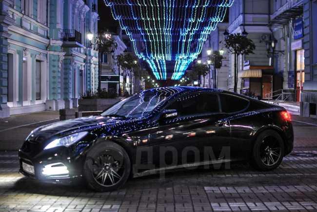 Hyundai Genesis, 2011 год, 850 000 руб.