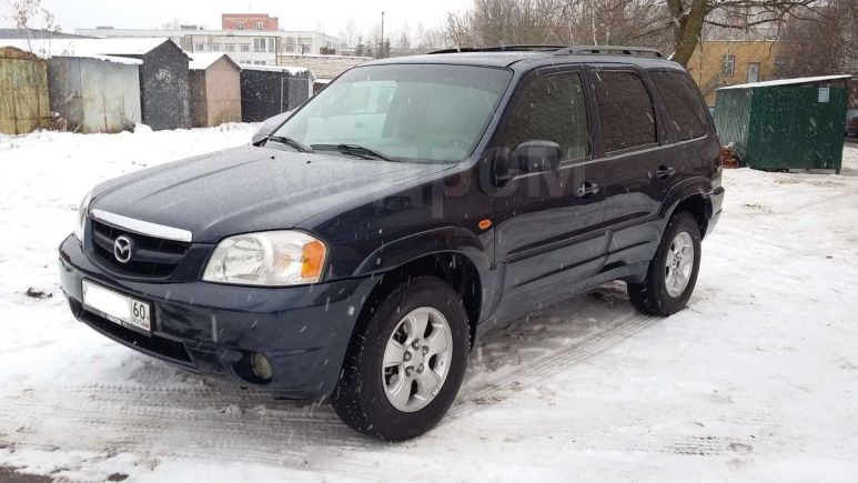 Mazda Tribute, 2003 год, 298 000 руб.