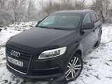 Темрюк Audi Q7 2007