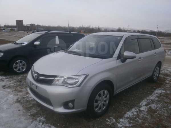 Toyota Corolla Fielder, 2013 год, 725 000 руб.