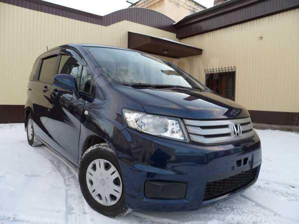 Honda Freed Spike, 2010 год, 570 000 руб.