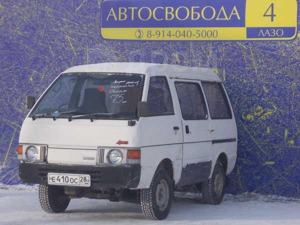 Nissan Vanette, 1990 год, 75 000 руб.