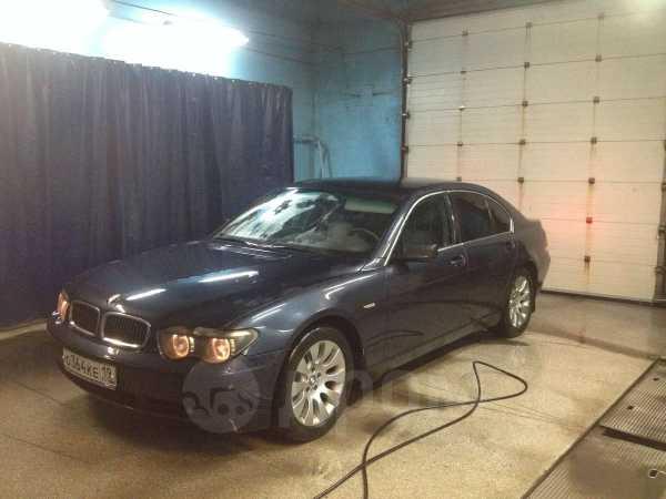 BMW 7-Series, 2002 год, 539 999 руб.