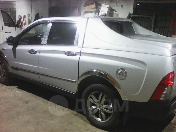 SsangYong Actyon Sports, 2011 год, 630 000 руб.