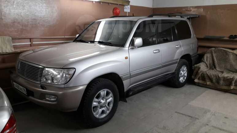 Toyota Land Cruiser, 2005 год, 1 280 000 руб.