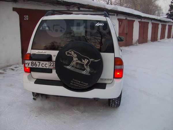 Suzuki Escudo, 1998 год, 319 000 руб.