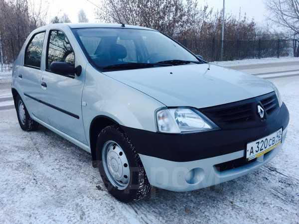 Renault Logan, 2007 год, 244 000 руб.