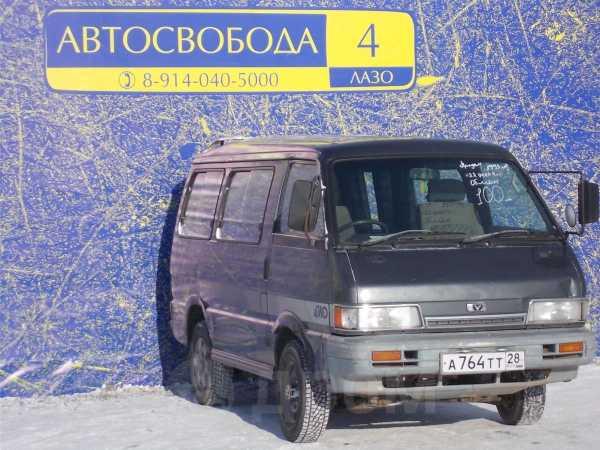 Mazda Bongo, 1991 год, 100 000 руб.