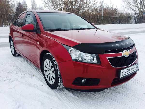 Chevrolet Cruze, 2010 год, 479 000 руб.