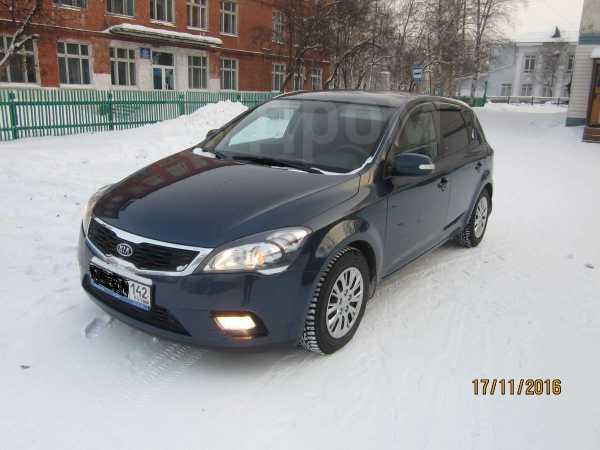 Kia cee'd, 2012 год, 539 999 руб.