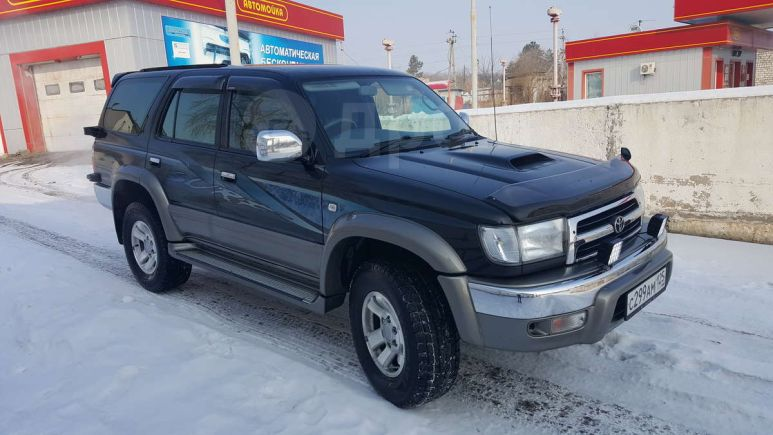 Toyota Hilux Surf, 1999 год, 750 000 руб.