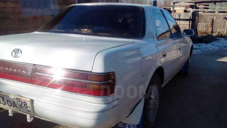 Toyota Cresta, 1989 год, 98 000 руб.