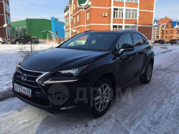 Lexus NX200t, 2015 год, 2 450 000 руб.